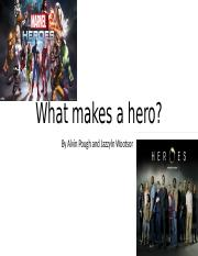 What makes a hero.pptx