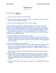 ME 211_Reading Guide 12_Answers