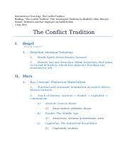 The Conflict Tradition.docx