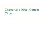 Physics Chapter26-1