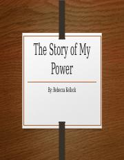 Physical Science- The Story of my power.pptx