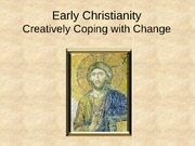 14 Early Christianity - BYU
