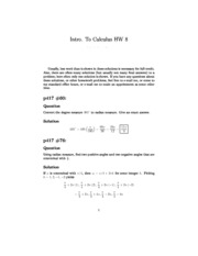 IntrotoCalculusHW8Solutions