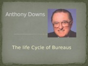 Anthony Downs-The life cycle of bureaus