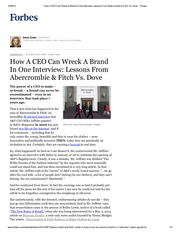 How A CEO Can Wreck A Brand In One Interview_ Lessons From Abercrombie & Fitch Vs