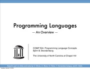 Lecture_02ProgrammingLanguages