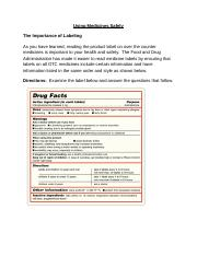 Using Medicines Safely.docx