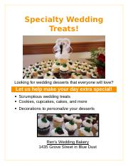 Lab 1-2 Wedding Bakery Flyer - Shun Ren.docx