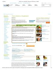 PAPAYA_ Uses, Side Effects, Interactions and Warnings - WebMD
