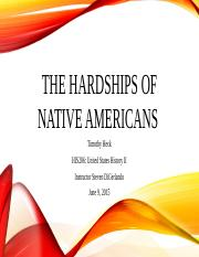 The Hardships of Native Americans.pptx