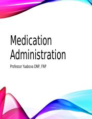 Medication Administration  po, im, id.ppt