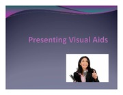 2011 Presenting Visual Aids