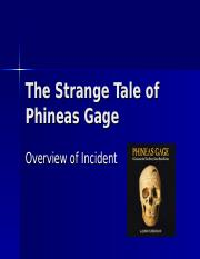 Phineas Gage Accident Overview.ppt