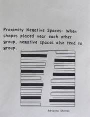 Proximity Negative Spaces Image Study Set Student Generated