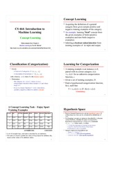 concept-learning-Mitchell-ch2