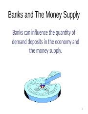 ch06 How Bank creates money.pptx