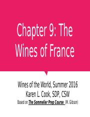 Chapter 09 France KC Updated 062616