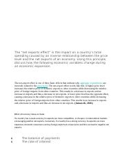 M5_A2-The Net Exports Effect.docx