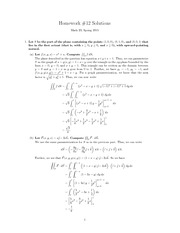 MATH23 Homework 12 Solution