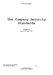 company-security-policy