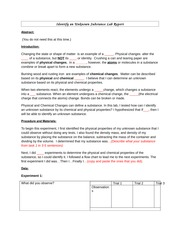 Identify-an-Unknown-Substance-Lab-Report (1)