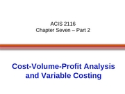 ACIS 2116 Chapter 7 Part 2 with blanks