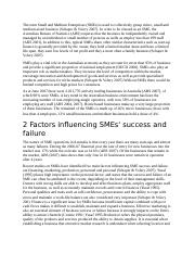 The term Small and Medium Enterprises.docx