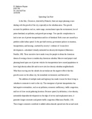 Essay #2 revised