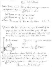 riemann sum limit how to solve