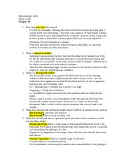 Microbiology Study Guide Chp 20.doc