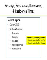 1-21 Forcings, Feedbacks, Reservoirs, Residence Times.pdf