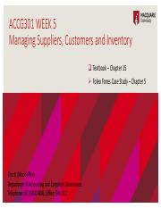 Week 5. Managing suppliers, customers and inventory - with solution.pdf