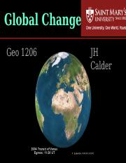 Global Change through Earth history_PartB_2016.ppt