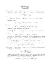 Stat 544 Integrated Probability
