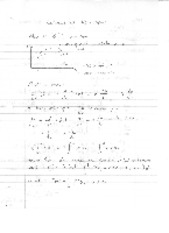 Calculus of Variations Notes