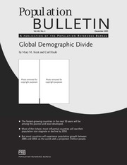 Global Demographic Divide