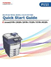 Quick Start Guide Toshiba
