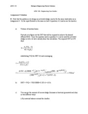 APSC 150 Case 2 Assignment 5 Solution