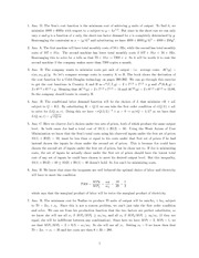 ECON1010a Fall 2014 Solutions to Pset 7