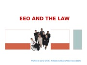 EEO AND THE LAW.pptx