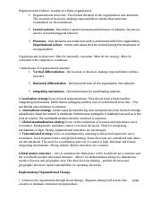 MGMT INT CHPT 3 Study Guide