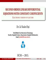 second_order_differential_equations_handout