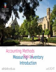 Topic6MeasuringInventory