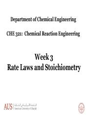 Week 3 - Rate Laws and Stoichiometry.pdf