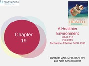 HEAL110chapter19
