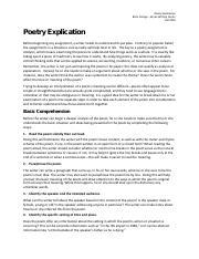 ex basketball player poem worksheet