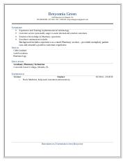 Resume Template - Medical Assistant - Copy.doc
