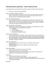 MGT 432 OB Final Paper Outline_updated ORGB4pr.docx