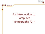 CT Powerpoint