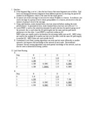 2008 Fall Midterm 2 Solutions